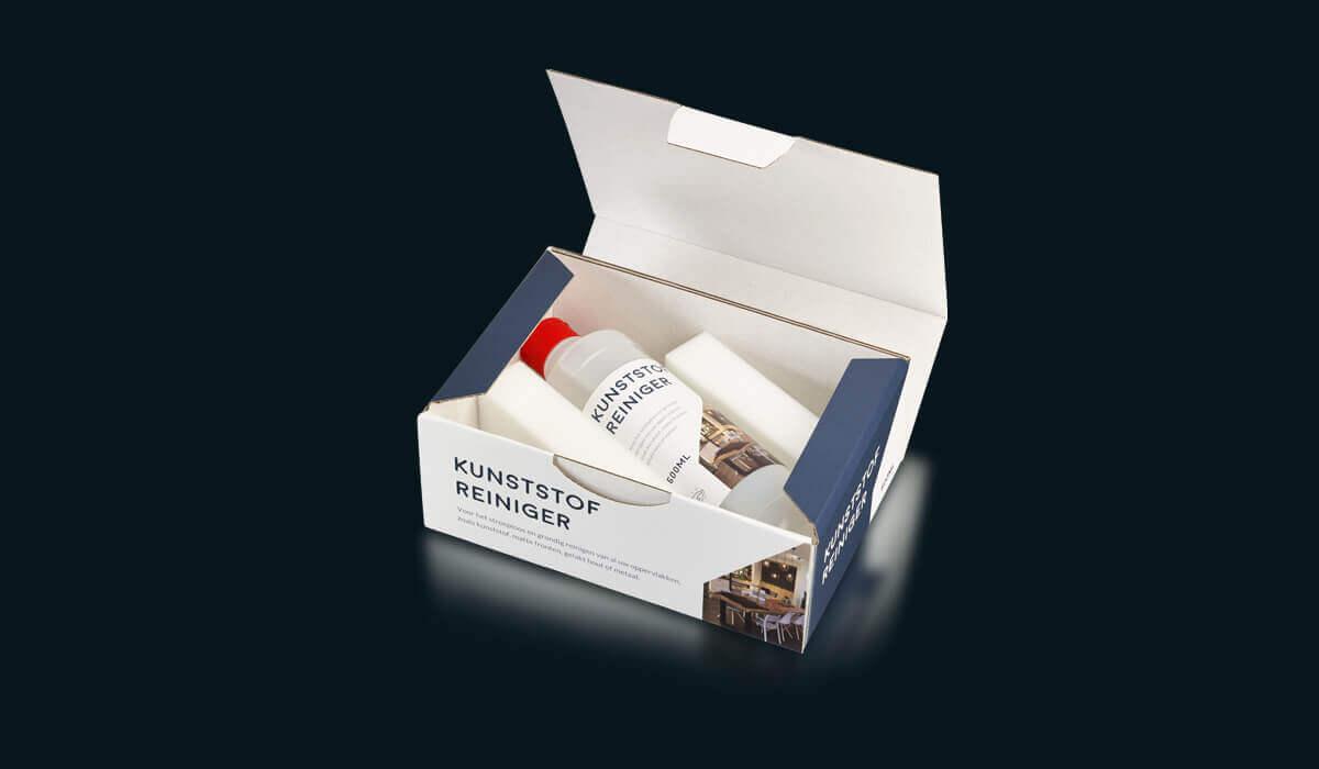 MiMa - Kunststofreiniger - Verpakking